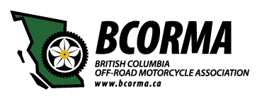 Logo - British Columbia Off-Road Motorcycle Association (BCORMA)
